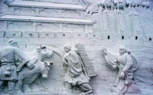 як будувалася Китайська стіна