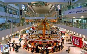 торговий центр в Дубаї