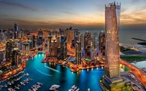 авіапереліт в Дубай