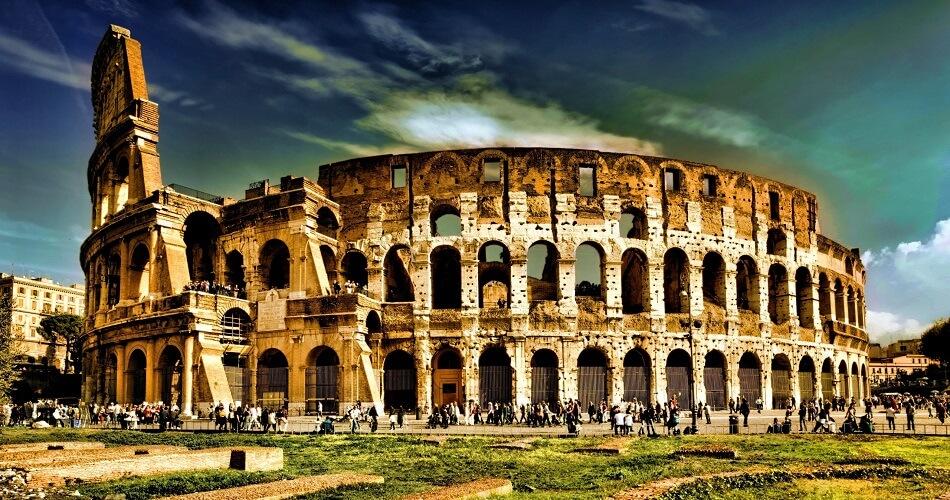 Колізей в Римі