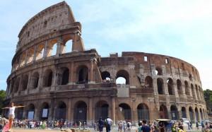 екскурсії в Римський Колізей