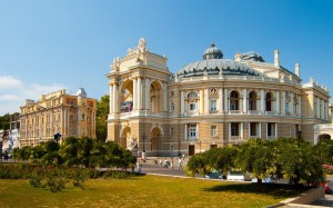 Театр опери і балету в Одесі