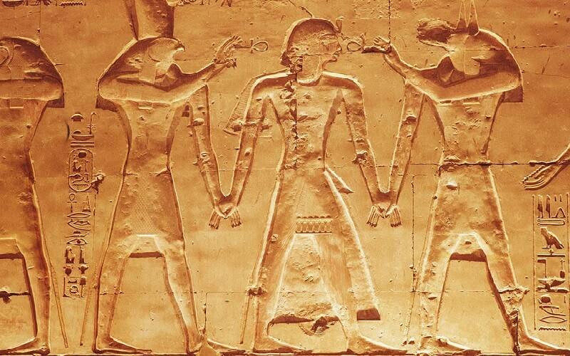 таємниця піраміди Хеопса