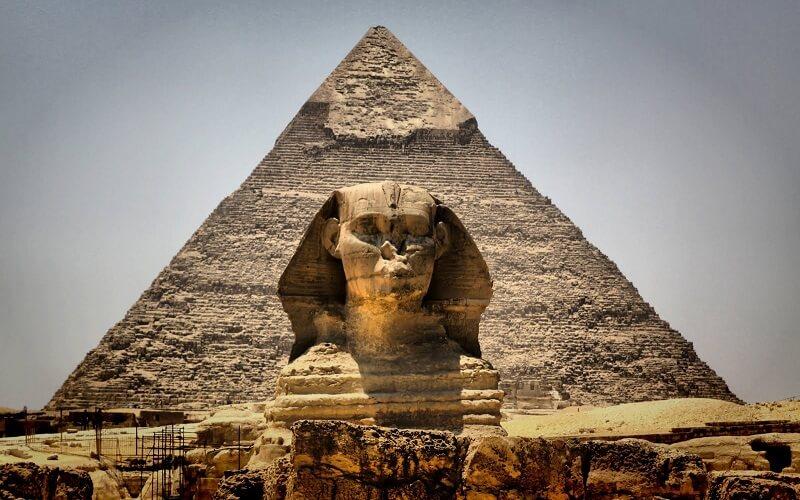 містика навколо піраміди Хеопса