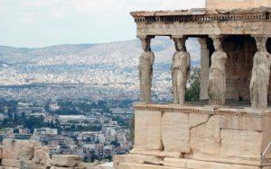подорож до Греції, Афіни