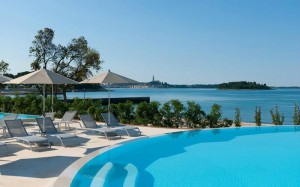 бассейн в отеле Amarin Resort 4*, Ровинь, Хорватия