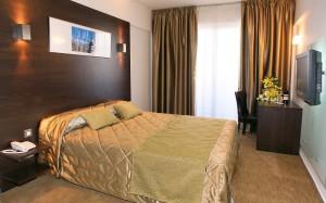 номер в отеле Amorgos 3*, Кипр, Ларнака