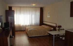 номер в Aparth Comfort Hotel 3*, Болгарія, Банско