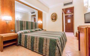 номер в отеле Arhimede Hotel 4*, Рим, Италия