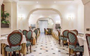 ресторан в отеле Arhimede Hotel 4*, Рим, Италия