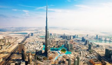 Акция от МАУ в Дубай