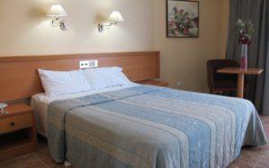 номер в Flamingo Beach Hotel 3*, Кіпр, Ларнака