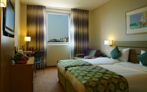 номер в отеле Grand Beach Hotel 4*, Израиль, Тель-Авив
