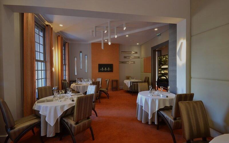 ресторан Le Foch