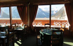 ресторан в Hotel Les Ancolies, Куршевель, Франция