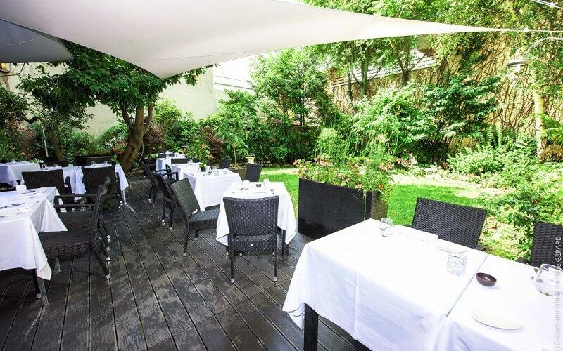 тераса ресторану MaSa, Булонь-Биманкур, Іль-де-Франс