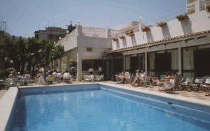 басейн в готелі Maria Del Mar 3*, Коста-Брава, Іспанія