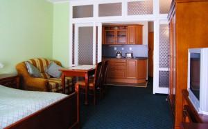 номер в готелі Modena 3*, Карлові Вари, Чехія