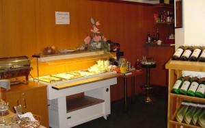 харчування в готелі Modena 3*, Карлові Вари, Чехія