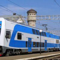 «Укрзализныця» запустит двухэтажные поезда «Интерсити» Харьков-Винница