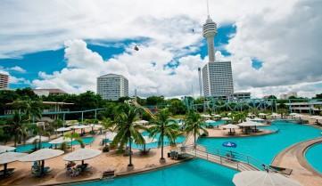 Горящий тур в отель Pattaya Park Beach Resort 3*, Паттайя, Таиланд