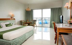 номер в отеле Pattaya Park Beach Resort 3*, Таиланд, Паттайя
