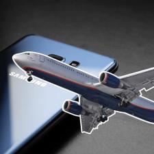 Samsung Galaxy Note 7 с собой в самолет не брать
