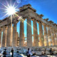 Акция от Aegean: в Афины и обратно от 2607 гривен