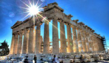 Акция на авиаперелет в Афины Бизнес Визит