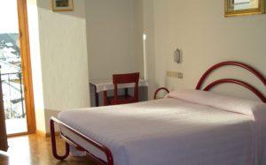номер в готелі Gufo 3*, Борміо, Італія