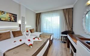 номер в Linda Resort Hotel 5*, Сіде, Туреччина