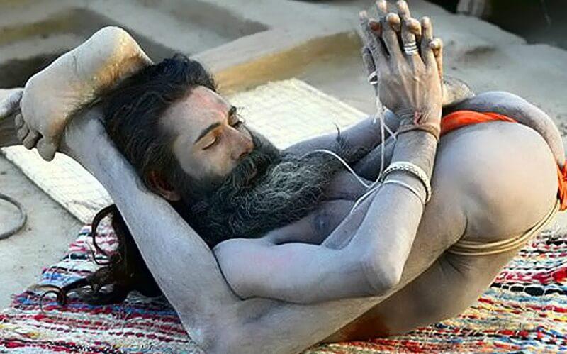 індійські йоги