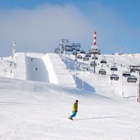 На финском курорте Рука стартовал горнолыжный сезон