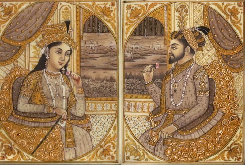Мумтаз Махал і Шах Джахан