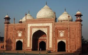 мавзолей Тадж Махал
