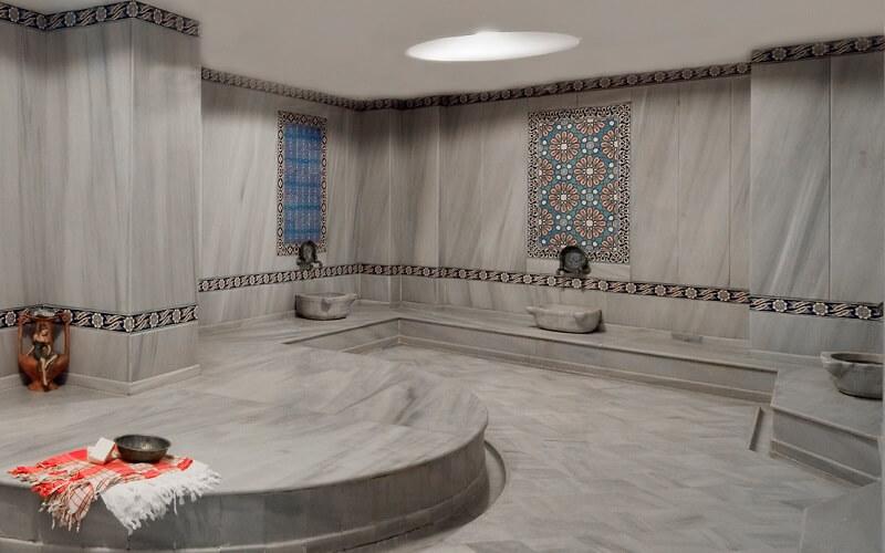 хамам в готелі Buyuk Keban 4*, Туреччина, Стамбул