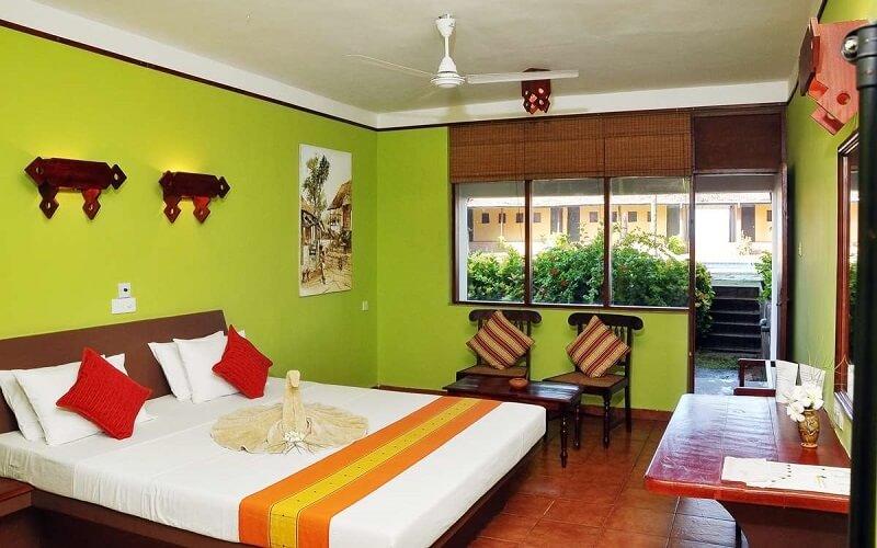 номер в отеле Club Koggala Village 3*, Коггала, Шри-Ланка