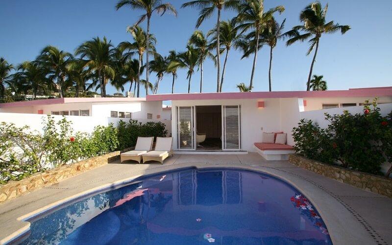 бассейн в отеле Las Brisas Acapulco 5*, Акапулько, Мексика