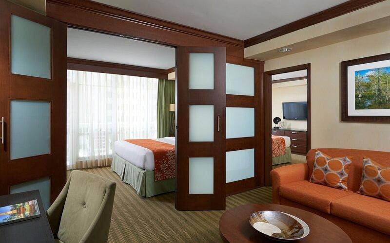 номер у Newport Beachside Hotel & Resort 3*, Майямі (США)