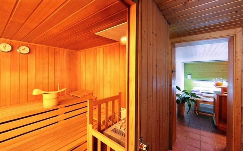 сауна в готелі Bergheil Pension 3*, Капрун, Австрія