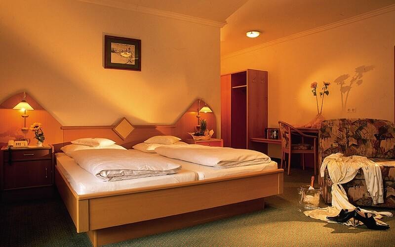 номер в отеле Pension Gredler 2*, Хиппах, Австрия