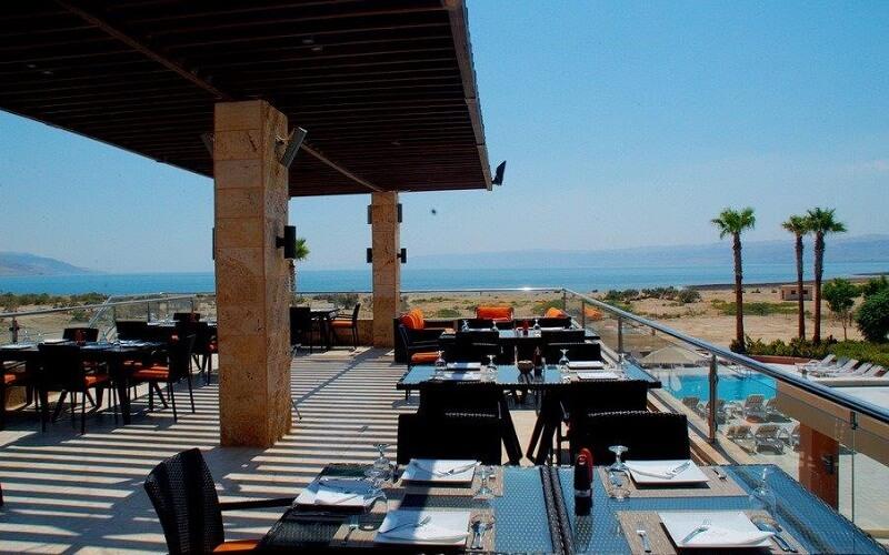 ресторан в Ramada Resort Dead Sea 4*, Мертве море, Йорданія