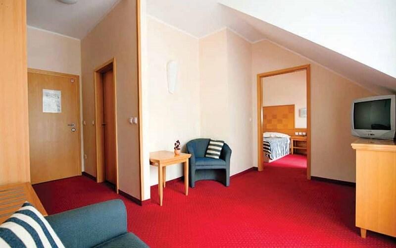 номер в Ramada Hotel, Краньска Гора, Словенія