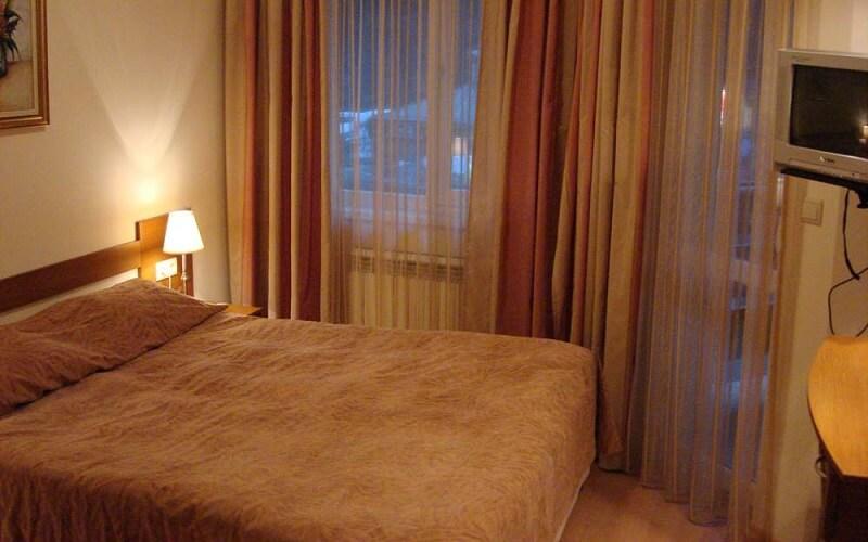 номер у готелі Royal Plaza 3*, Болгарія, Боровець