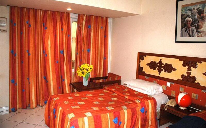 номер в Sud Bahia Hotel 3*, Марокко, Агадір
