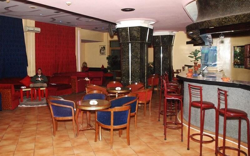 ресторан в Sud Bahia Hotel 3*, Марокко, Агадір