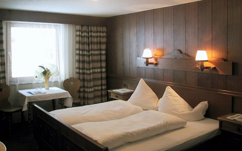 номер в готелі Bergsee Pension 2*, Зельден, Австрія