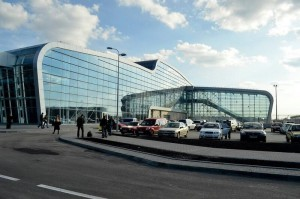 аэропорт Львов