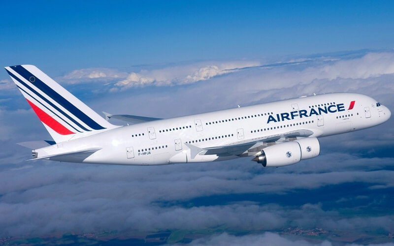 Французский авиаперевозчик Air France