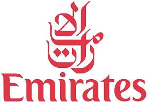 EMIRATES лого
